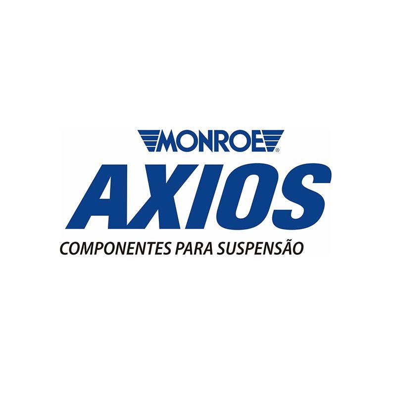 Par Bucha de Bandeja (MENOR) da Suspensão Dianteira (AXIOS) - Crossfox / Fox / Polo / Spacefox