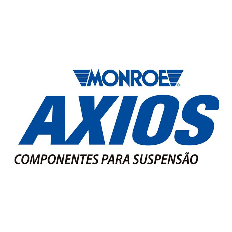 Par Coxim do Amortecedor Dianteiro (AXIOS) - Gol / Parati / Saveiro - 1995 até 2001