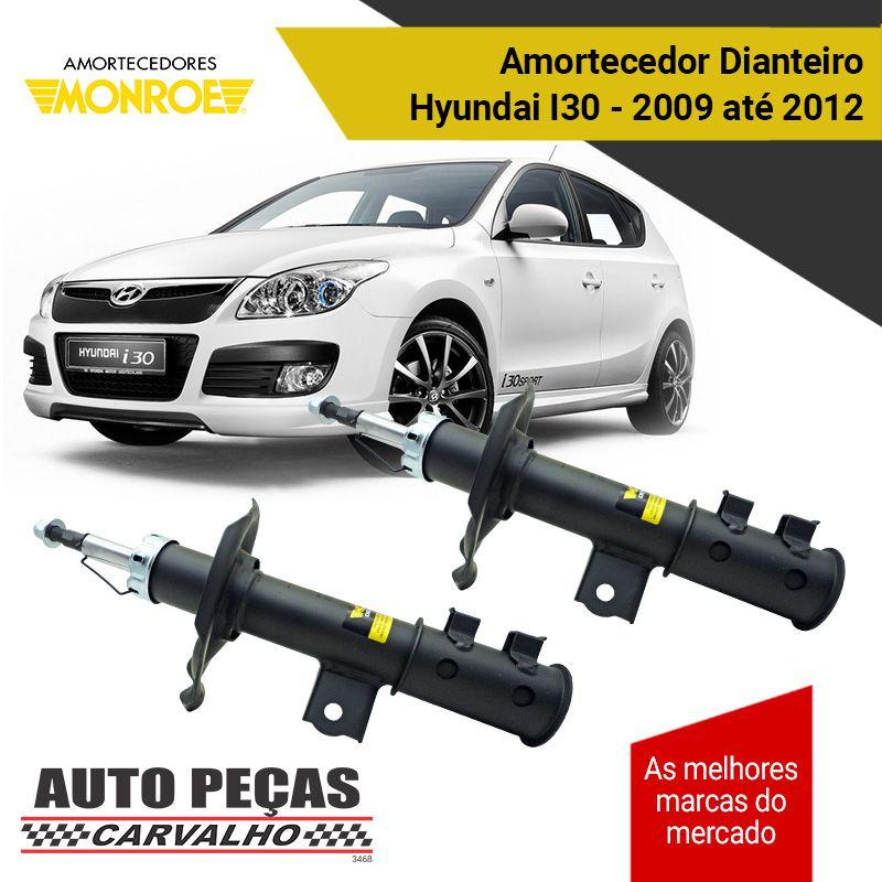 Par de Amortecedor Dianteiro (MONROE) - Hyundai i30 - 2009 2010 2011 2012
