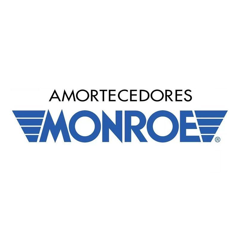 Par de Amortecedor Dianteiro (MONROE) - Volkswagen Gol G6 1.0 / 1.6 - 2008 2009 2010 2011 2012 2013 2014 2015 2016 2017 2018 2019