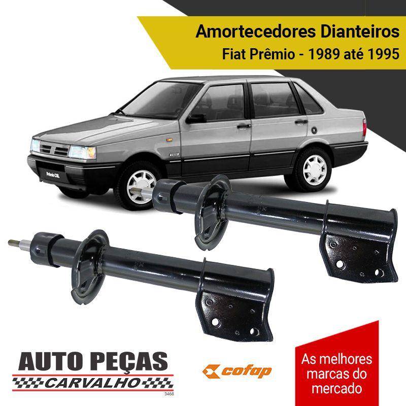 Par de Amortecedores Dianteiros (COFAP) - Fiat Prêmio - 1989 1990 1991 1992 1993 1994 1995