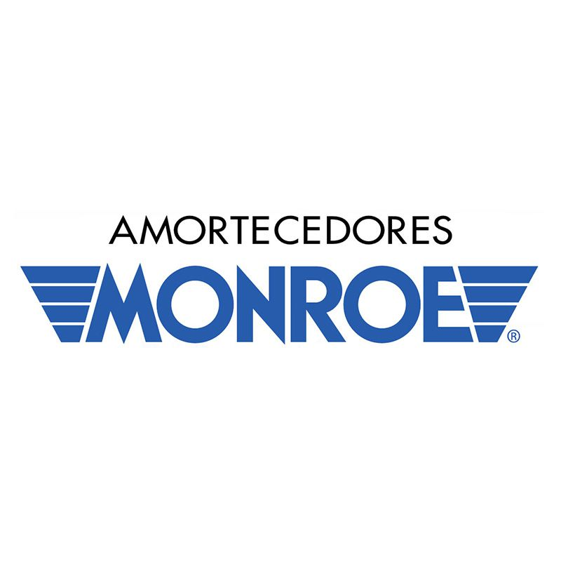 Par de Amortecedores Dianteiros e Traseiros (MONROE) - Audi A3 Sportback 1.4 - 2007 2008 2009 2010 2011 2012 (somente motor 1.4)