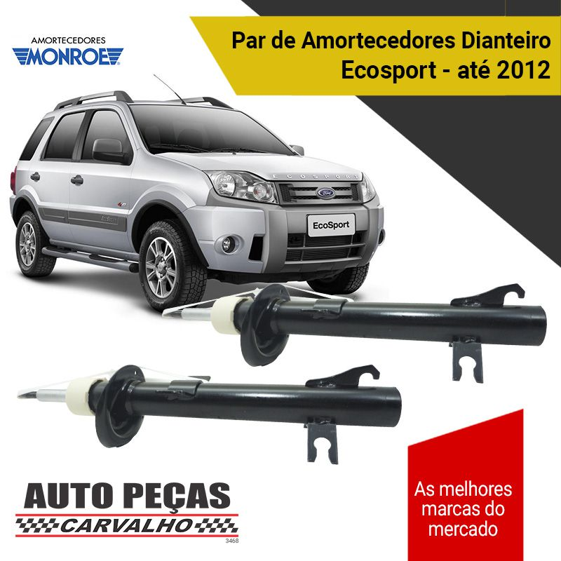 Par de Amortecedores Dianteiros (MONROE) Ecosport - 2003 2004 2005 2006 2007 2008 2009 2010 2011 2012