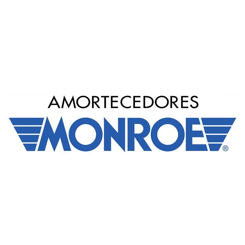 Par de Amortecedores Dianteiros (MONROE) + Kit Batente - Jetta 2.5 - 2007 2008 2009 2010