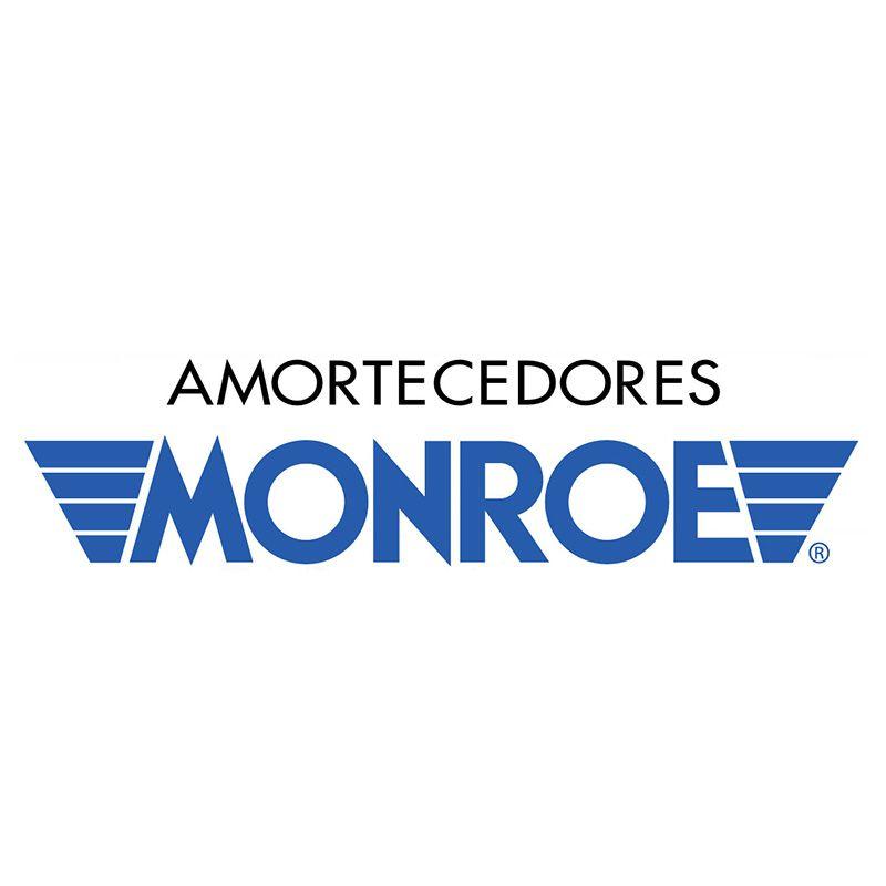 Par de Amortecedores Traseiros (MONROE) + Kit Batente - Volkswagen Jetta 2.0 - 2011 2012 2013 2014 2015 2016 2017 2018