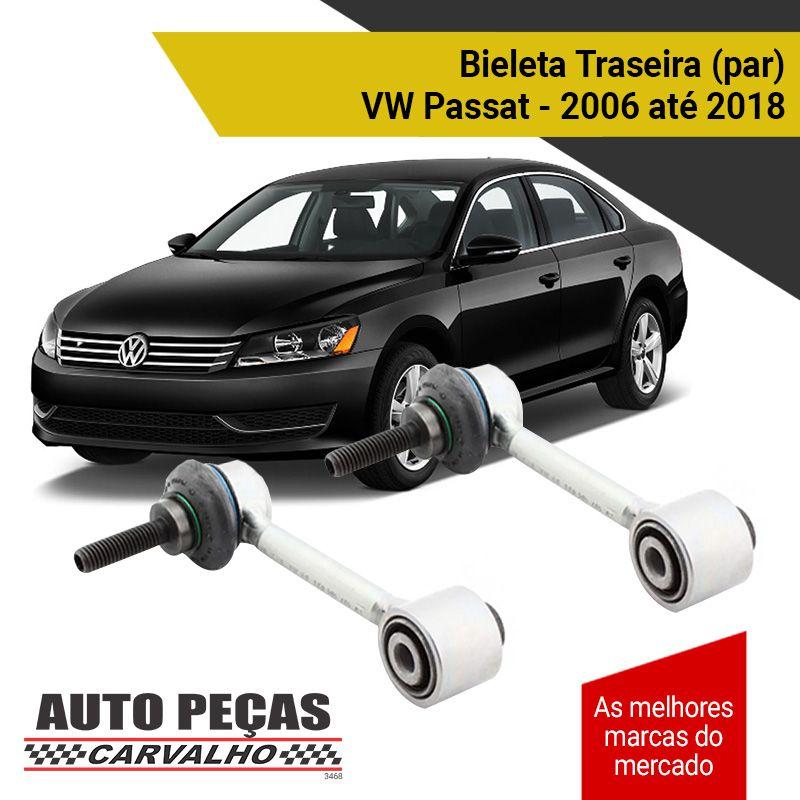 Par de Bieletas da Suspensão Traseira - Volkswagen Passat - 2006 2007 2008 2009 2010 2011 2012 2013 2014 2015 2016 2017 2018
