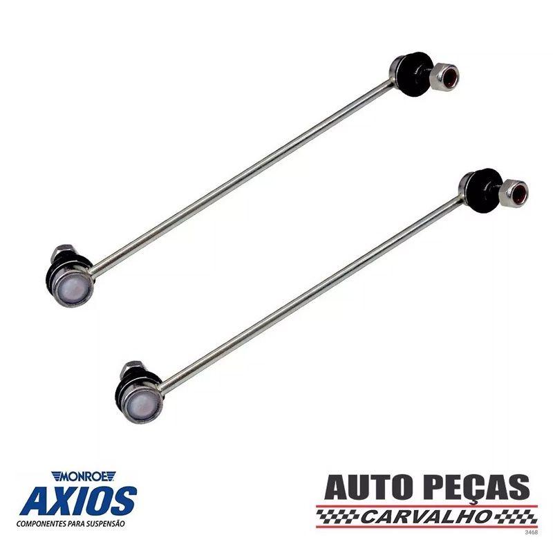 Par de Bieletas Dianteira (AXIOS) - Honda Fit - 2009 2010 2011 2012 2013 2014