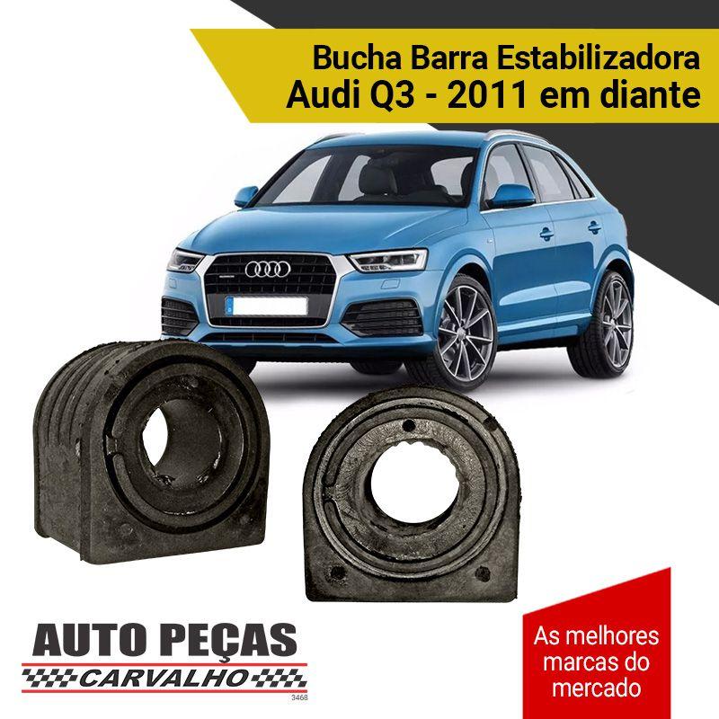Par de Buchas da Barra Estabilizadora - Audi Q3 - 2011 2012 2013 2014 2015 2016 2017 2018 2019