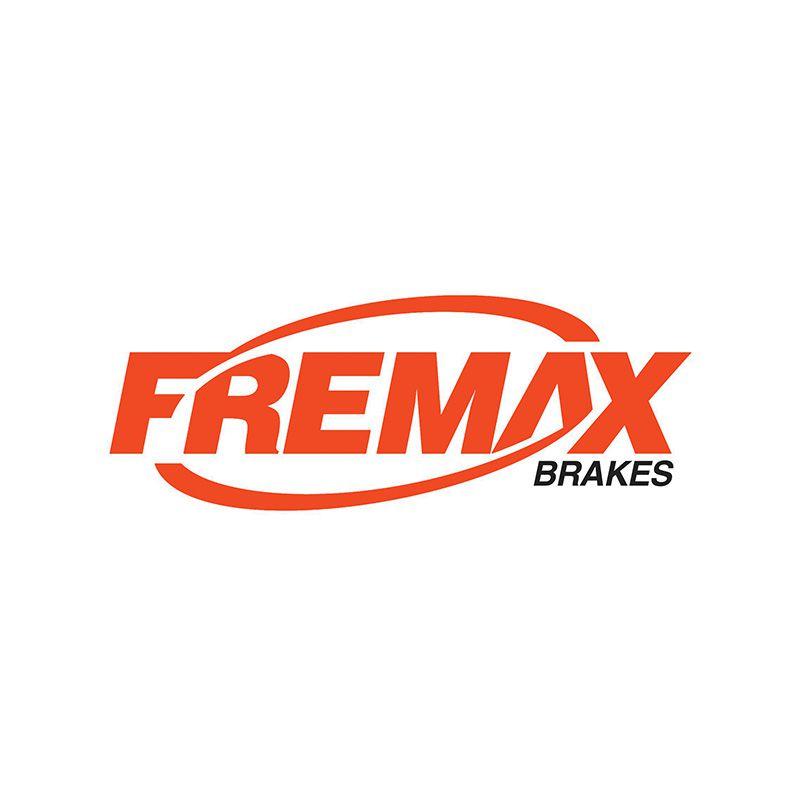 Par Tambor Freio Traseiro (FREMAX) - Honda Civic - 1991 1992 1993 1994 1995 1996 1997 1998 1999 2000