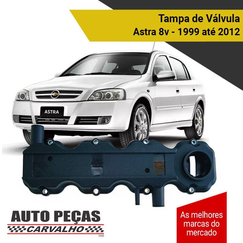 Tampa Válvulas (8 Válvulas) - Chevrolet Astra - 1999 2000 2001 2002 2003 2004 2005 2006 2007 2008 2009 2010 2011 2012 (todos os modelos)