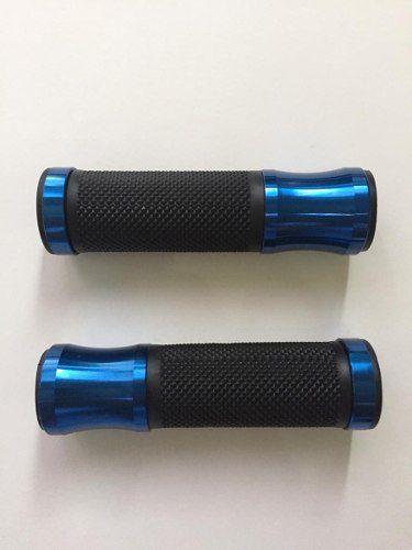Manopla Moto Esportiva Estilo Rizoma Azul