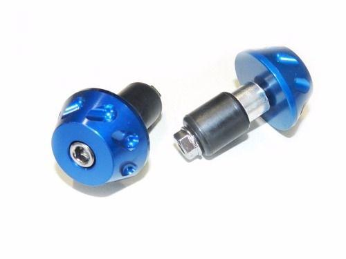 Peso de guidão slim SmRacing Azul