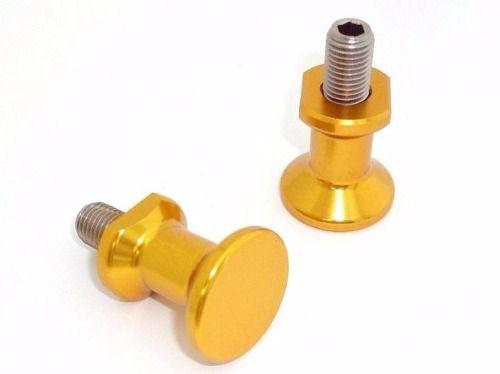 Slider Spool De Balança Pequeno Kawasaki Dourado