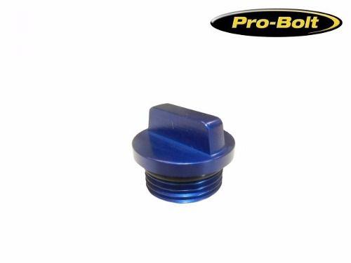 Tampa de óleo do Motor BMW S1000RR 3 Pontas Azul