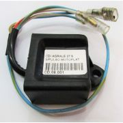 Central da Ignição CDI Agrale 27.5 / 30.0 sistema motoplat (eliminador de pulsador)
