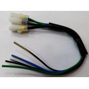 Conector para CDI Honda CG Titan 125 (Até 2001) / CBR 450