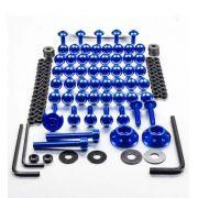 Parafusos da carenagem BMW S1000RR 10+ Azul