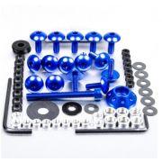 Parafusos da carenagem Suzuki GSXR600-750 11+(14/15) Azul