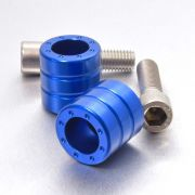 Peso De Guidão Bmw S1000rr M2 Azul