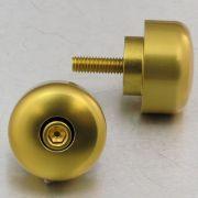 Peso de Guidão Yamaha R1 / R6 Dourado