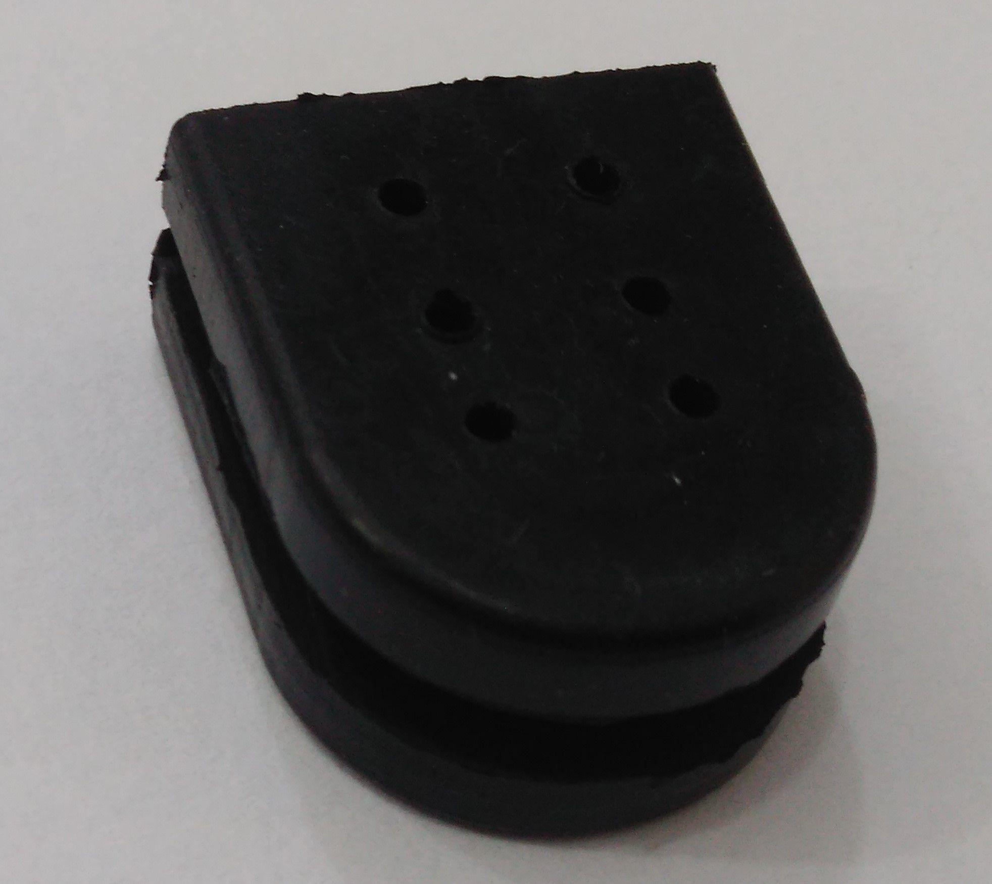 Borracha passa fio compatível com estator CRF 230/XR 200/Titan 125 até 2007