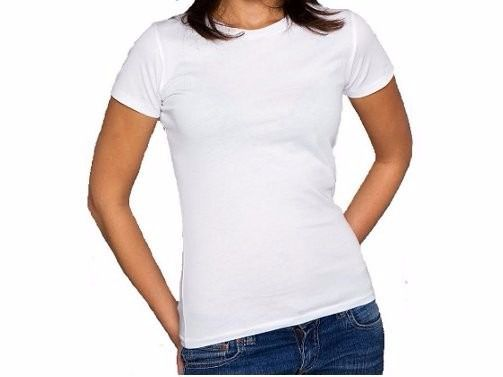 Camiseta Feminina Personalizada TexCotton