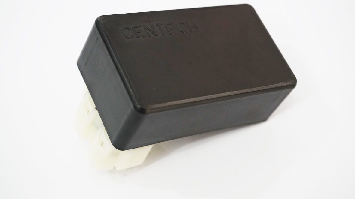 Central da Ignição CDI Modelo Similar Original Honda NX 150 / CBX 150 AERO