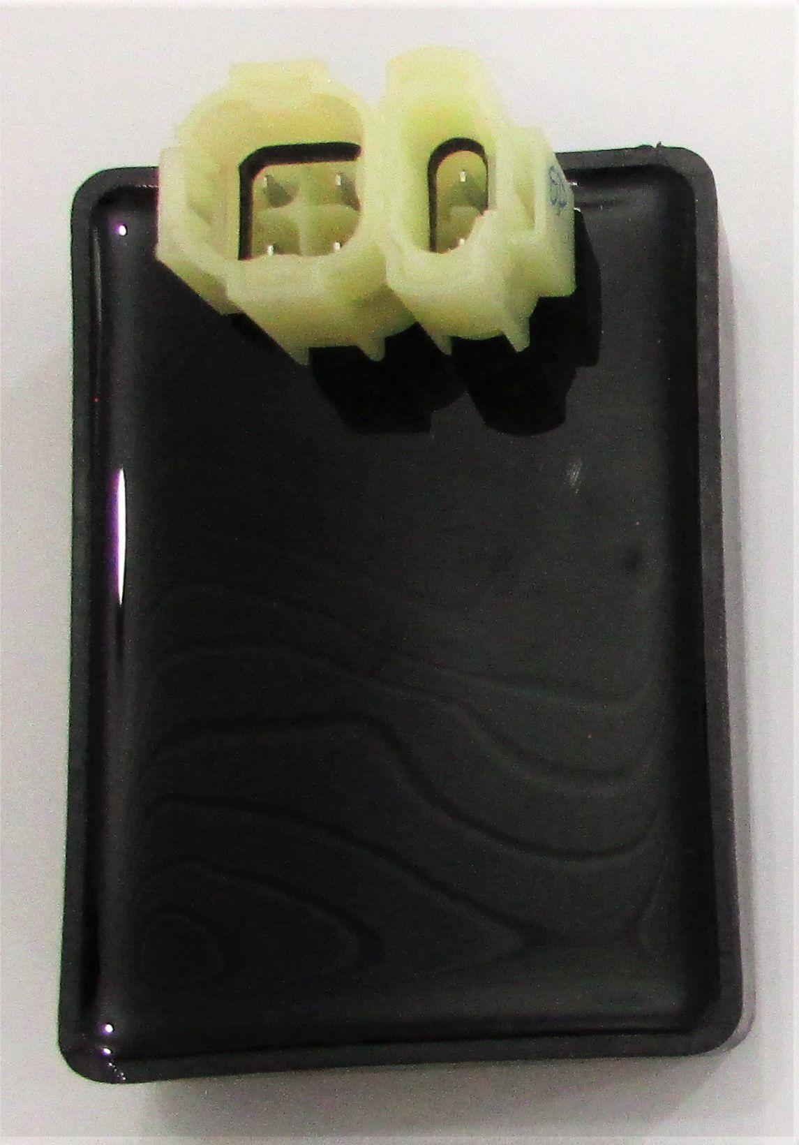 Central da Ignição CDI Modelo Similar Original Honda NX 350 SAHARA (1998+) (soquete cdi c/ 5 fios)