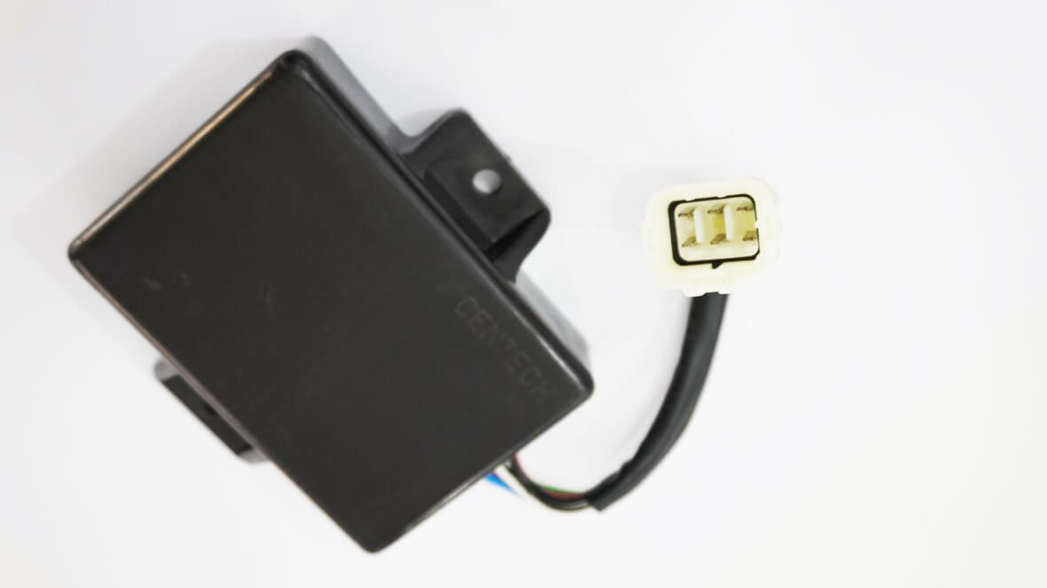 Central da Ignição CDI Modelo Similar Original Quadriciclo Kaxa