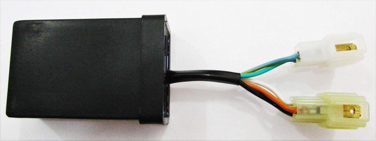 Central da Ignição CDI Modelo Similar Original Suzuki Katana 125