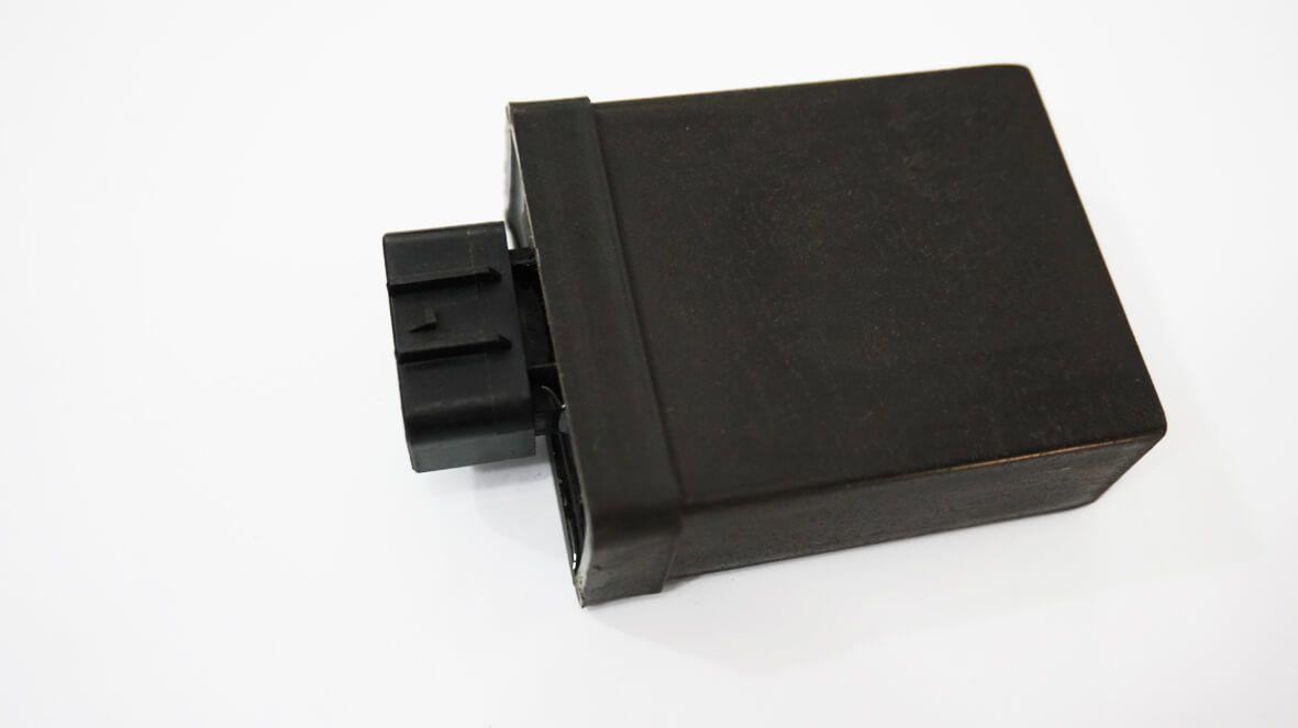 Central da Ignição CDI Modelo Similar Original Yamaha YBR 125 (2001) (conector c/ 7 fios)
