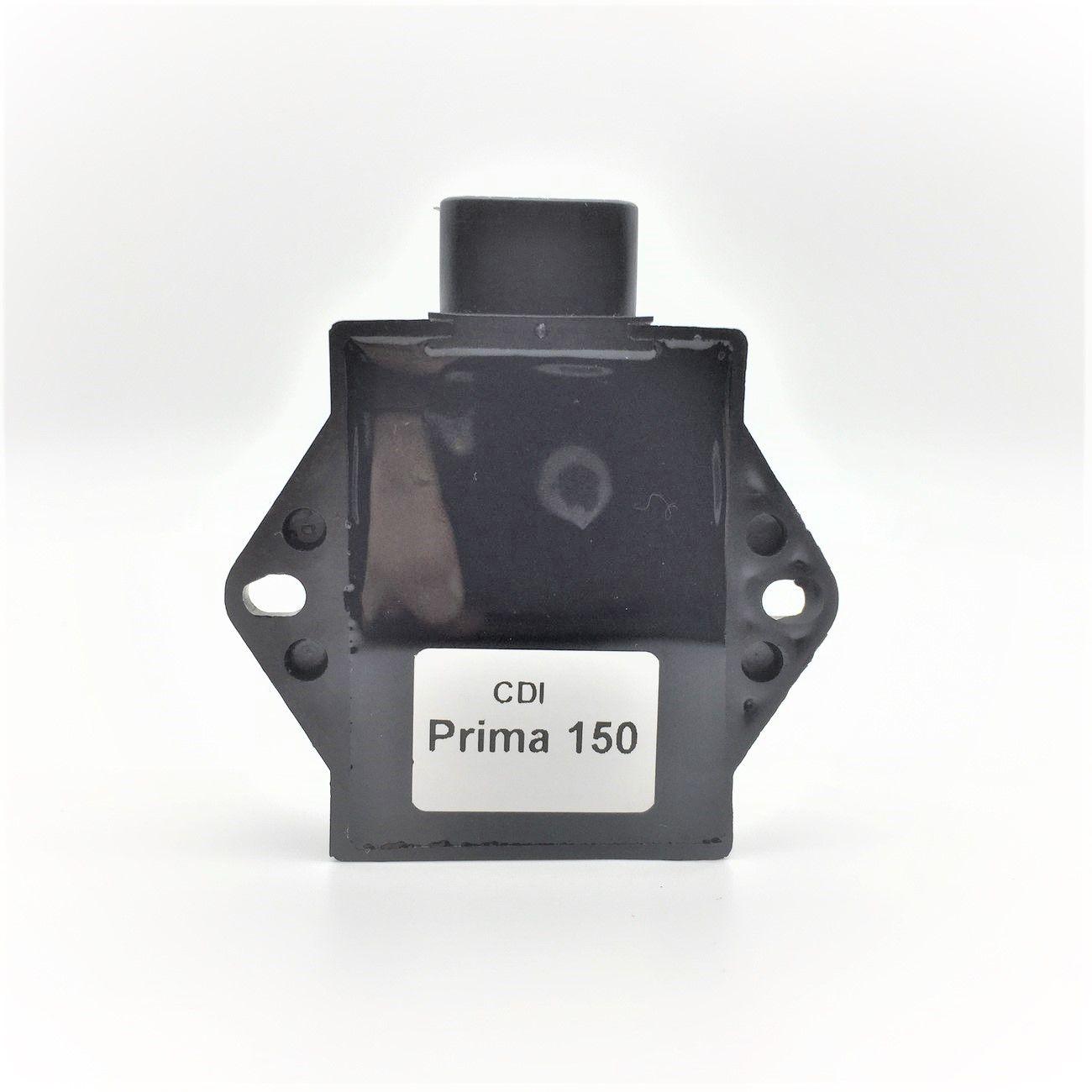 Central da Ignição CDI Modelo Similar Original Kasinski Prima 150