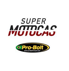 Grampos Fixadores Carenagem Moto Esportiva Universal M5 6 Un