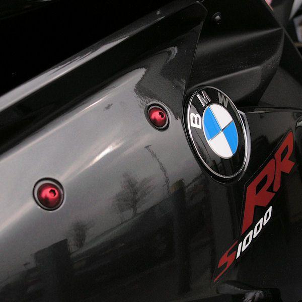 Parafusos da carenagem BMW S1000RR 10+ Vermelho
