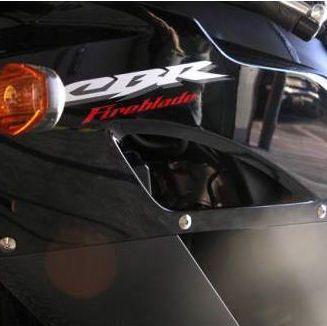 Parafusos da carenagem Honda CBR1000RR 08+ Dourado