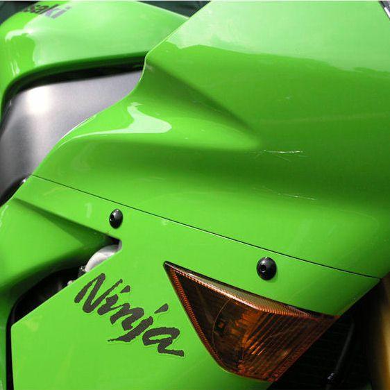 Parafusos da carenagem Kawasaki Ninja ZX10R 08-10 Dourado