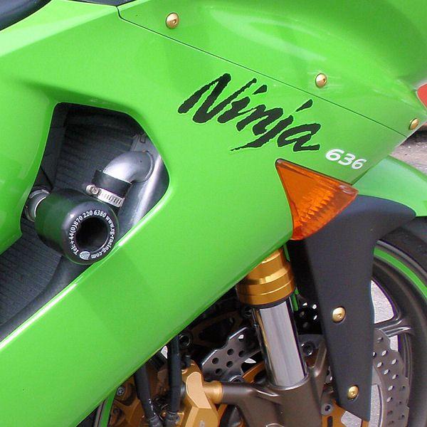 Parafusos da carenagem Kawasaki Ninja ZX10R 11+ Vermelho