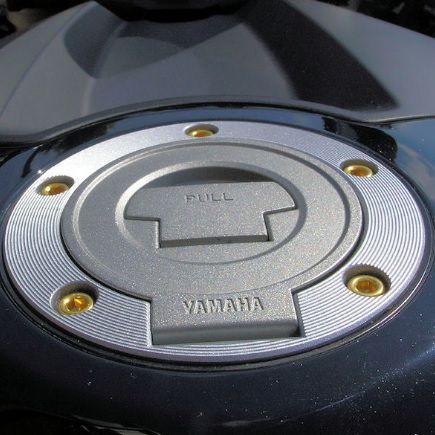 Parafusos tampa de tanque Yamaha R1/R6 Vermelho