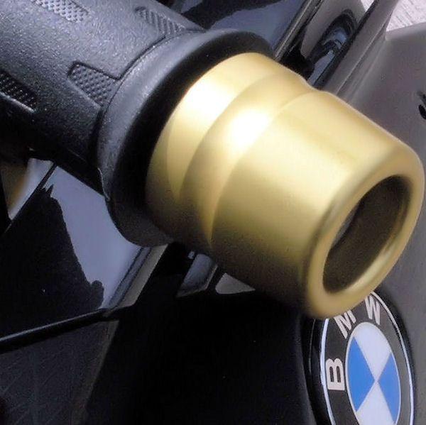 Peso De Guidão Bmw S1000rr M1 Dourado