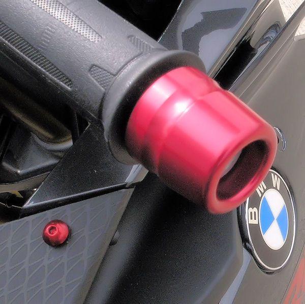 Peso De Guidão Bmw S1000rr M1 Vermelho