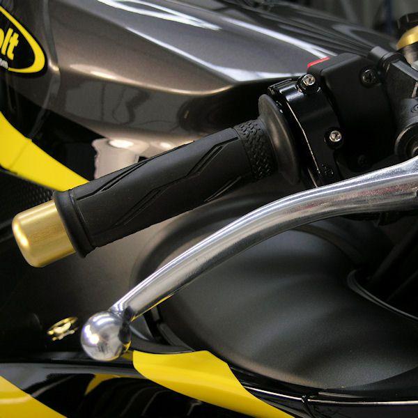 Peso de Guidão Yamaha R1 / R6 Prata