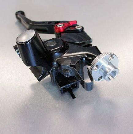 Regulador do Cabo de Embreagem 10mm Laranja