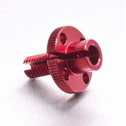Regulador do Cabo de Embreagem 10mm Vermelho