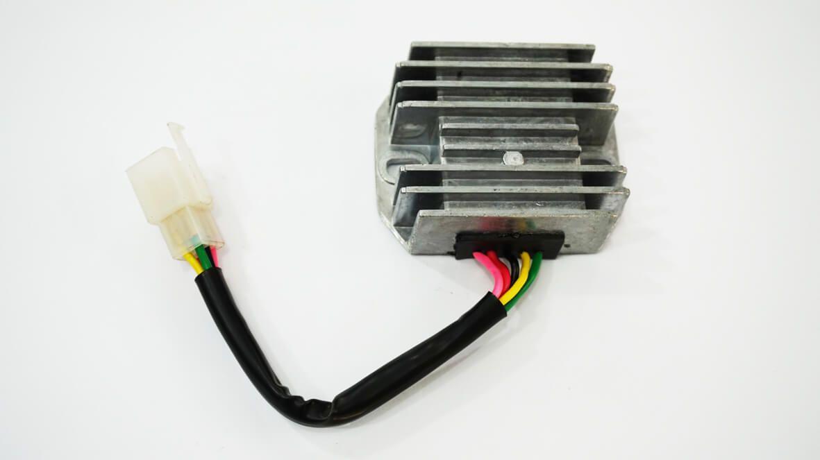 Regulador Retificador Honda CBX 150 / NX 150 / XR 200 / NX 200