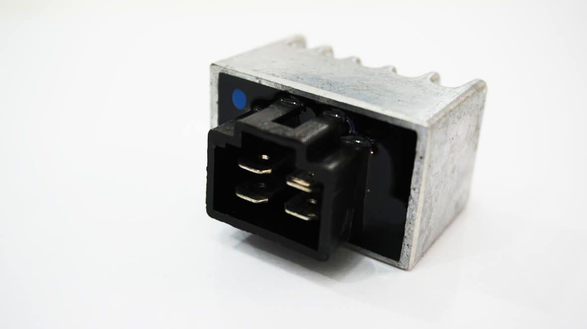 Regulador Retificador Honda CG 125 (1988-2004) (Conector preto)