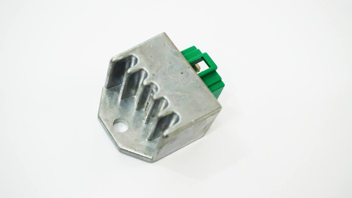 Regulador Retificador Honda CG 150 / BROS 150 (todas conector verde)