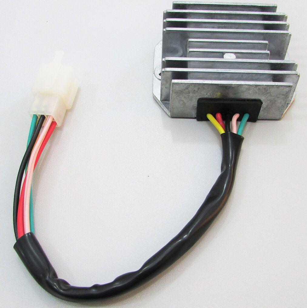 Regulador Retificador Sundown Hunter 125 / MAX 125