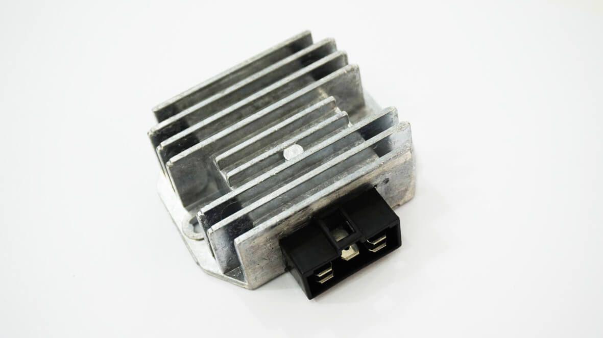 Regulador Retificador Yamaha Lander (todas) / Fazer 250 (até 2009)