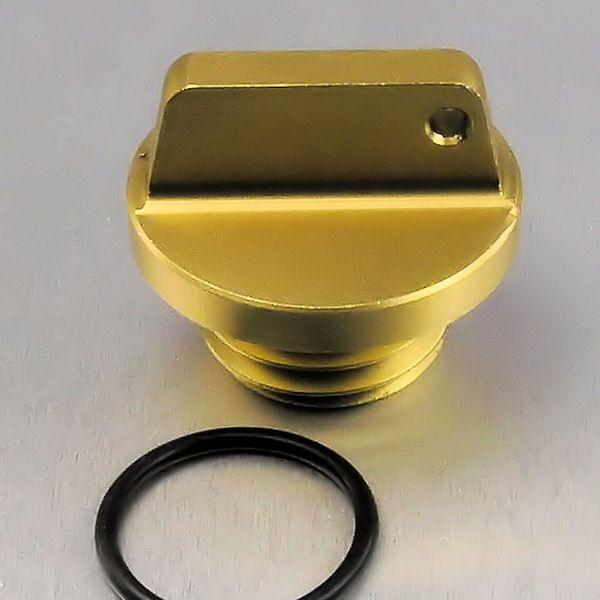 Tampa de óleo do Motor BMW S1000RR Reta Dourado