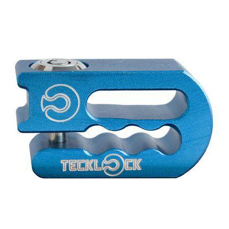 Trava de Segurança TeckLock Trava de Disco Azul